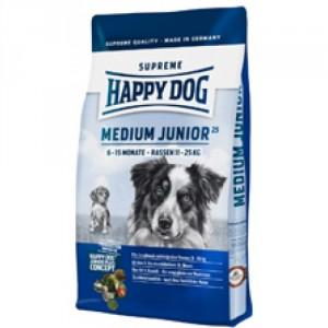 Happy Dog Medium Junior 25 (4 kg)
