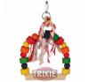 Trixie Hinta fából színes 20x29cm hinta
