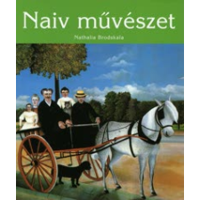 Nathalia Brodskaia Naiv művészet album