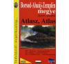 Borsod-Abaúj-Zemplén megye 1 : 20 000 - Atlasz térkép