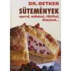Dr. Oetker SÜTEMÉNYEK EPERREL, MÁLNÁVAL, RIBIZLIVEL, ÁFONYÁVAL...
