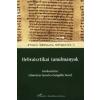 Hebraisztikai tanulmányok