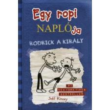 Jeff Kinney EGY ROPI NAPLÓJA 2. - RODRICK A KIRÁLY gyermek- és ifjúsági könyv