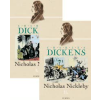 Charles Dickens NICHOLAS NICKLEBY  I-II.