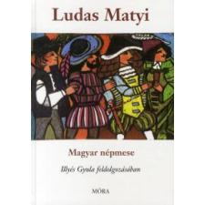 Illyés Gyula Ludas Matyi gyermek- és ifjúsági könyv