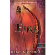 Kristin Cashore FIRE - ZSARÁT - FŰZÖTT gyermek- és ifjúsági könyv