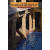 Meleghy Péter THE BATHS OF BUDAPEST - ALL YEAR ROUND (BUDAPEST FÜRDŐI - ANGOL NYELVŰ)