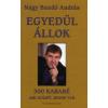 Nagy Bandó András EGYEDÜL ÁLLOK - 300 KABARÉ - AMI SZÁMÍT, BENNE VAN