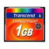 Transcend Compact Flash 1GB kártya MLC 133X