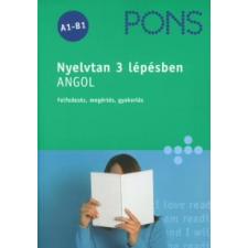 Birgit Piefke-Wagner PONS NYELVTAN 3 LÉPÉSBEN - ANGOL nyelvkönyv, szótár