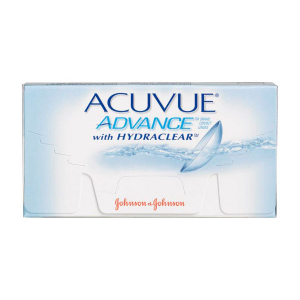 Acuvue Advance Plus with Hydraclear 6 db
