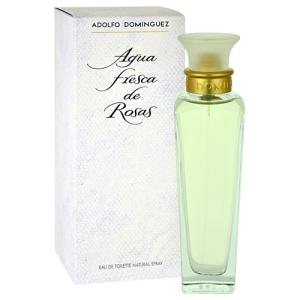 Adolfo Dominguez Agua Fresca de Rosas EDT 120 ml