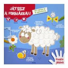 JÁTSSZ A FORMÁKKAL! - 125 MATRICA ÉS 31 SABLONFORMA gyermek- és ifjúsági könyv