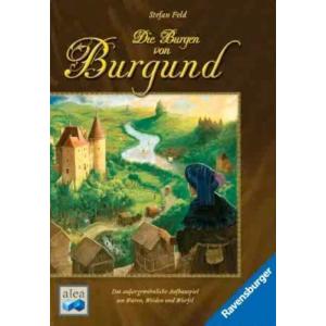 Ravensburger Die Burgen von Burgund
