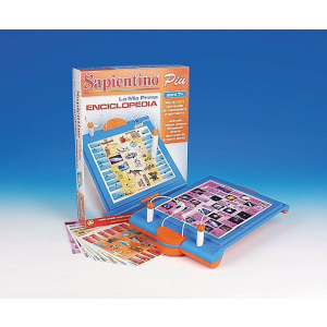 Piatnik Sapientino Enciklopédia