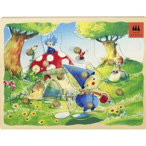 Drei Magier Spiele Pilzhäuschen - Gombaház