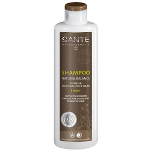 Sante Natural Balance Ápoló sampon 200 ml unisex