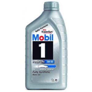 Mobil Motorolaj Mobil 1 Peak Life 5W50 1L