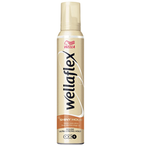 Wella flex - Shiny Hold Hajhab 200 ml női