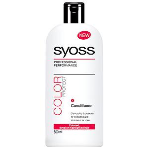 Syoss Color Protect Színvédő kondicionáló 500 ml női