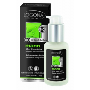 Logona Mann borotválkozás utáni balzsam 50 ml