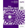 Oxford University Press New English File - Beginner Workbook without key (with CD)