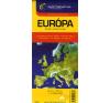 Cartographia Kft. EURÓPA TÉRKÉP /1:3750000 térkép