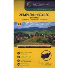 Cartographia Kft. MECSEK TÉRKÉP /1:40000 térkép
