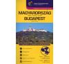 Cartographia Kft. MAGYARORSZÁG+BUDAPEST KOMBIATLASZ 1:250000,1:20000 térkép