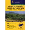 Cartographia Kft. BALATON-FELVIDÉK /KESZTHELYI-HEGYSÉG ATLASZ 1:40000