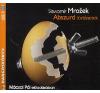 Kossuth Kiadó; Mojzer Kiadó Abszurd történetek - Hangoskönyv (2 CD) - Mácsai Pál előadásában hangoskönyv