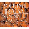 Parlando Hangoskönyvkiadó BAMBINI DI PRAGA 1947 - HANGOSKÖNYV - CD