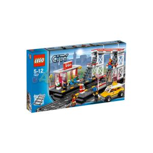 LEGO City - Vasútállomás 7937