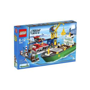 LEGO City - Kikötő 4645