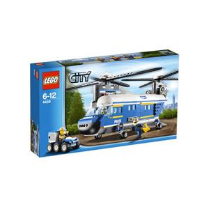 LEGO City - Teherhelikopter 4439