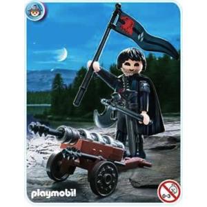 Playmobil 4872 - Ágyú-tüzér rablóval
