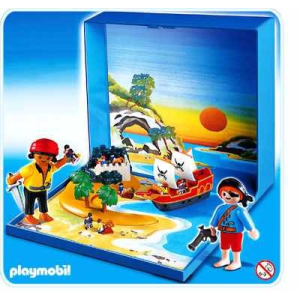Playmobil Icuri-picuri Kalózföld - 4331