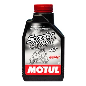 MOTUL Scooter Expert 4T 10W40 1 Liter