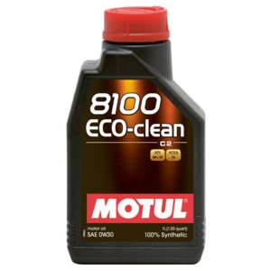 Motul 8100 Eco-clean 0W30