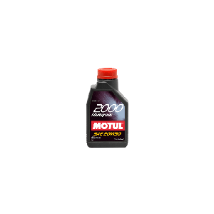 Motul 2000 Multigrade 20W-50 1L