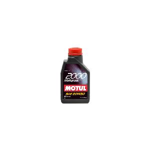 Motul 2000 Multigrade 20W-50 5L
