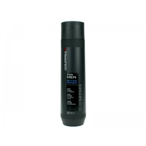 Goldwell Dualsenses for Men sampon finom és lesimuló hajra