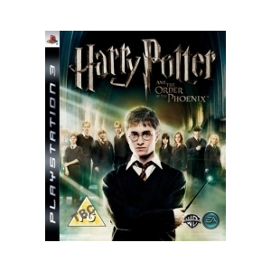 Electronic Arts Harry Potter és a Főnix Rendje PS3