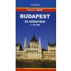 Budapest és környéke 1 : 20 000 - Városatlasz
