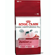Royal Canin Medium Junior 15kg kutyaeledel
