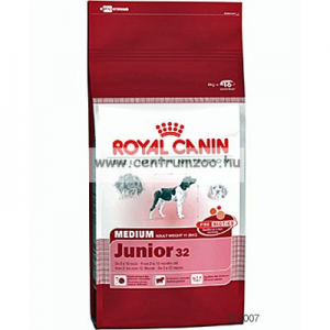 Royal Canin Medium Junior 15kg
