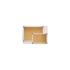VICTORIA Fémkeretes parafatábla, 60 x 90 cm parafatábla
