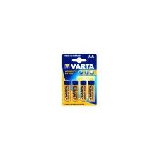 Varta Longlife Extra LR6 ceruza elem AA 4db ceruzaelem