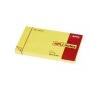 APLI Öntapadós jegyzettömb, 100 lapos, sárga, 125 x 75 mm post-it