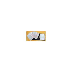 ESSELTE Maxi műanyag regiszter 1-54